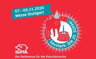 SÜFFA 7. - 9. November 2020